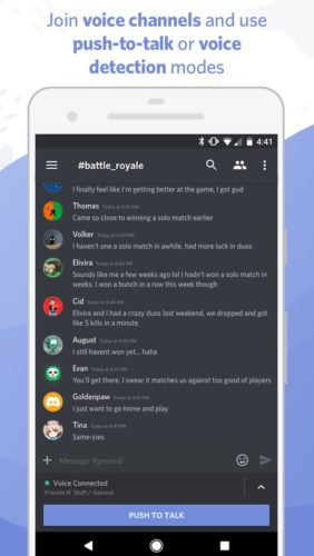 Latest Discord Apk Download For Gamer's In Android Phone ⋆ ApkWhiz