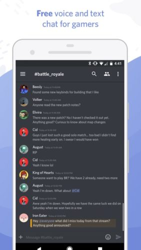 discord app for gamers